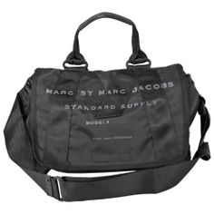 Marc by Marc Jacobs M Standard Supply Small Messenger + Free Exclusive Tote Bag