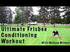Improve Your Conditioning on the Ultimate Field with this Workout