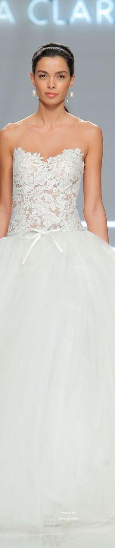 Rosa Clará Collection Spring 2017 Bridal