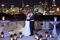 National Italian American Sports Hall of Fame wedding, Chicago skyline ceremony, unique venue (8)