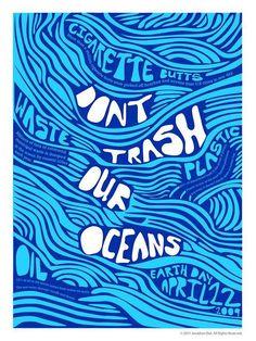 keep our #oceans clean