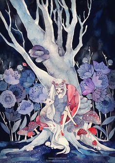 The Art Of Animation, Riikka Auvinen
