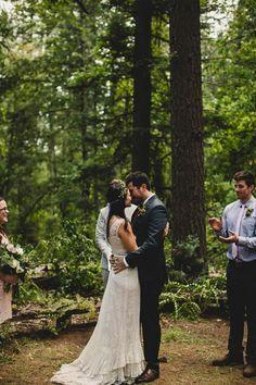 Summer Camp Inspired Wedding at Camp Geronimo | Kym Ventola Photography