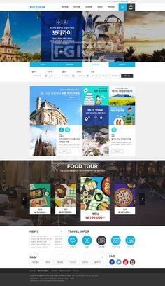 Homepage Design, Newsletter Design, Web Layout, Layout Design, Web Tour, Travel Website Design, Modern Web Design, Promotional Design, Wordpress Theme Design