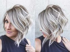 12-Short Hairstyle