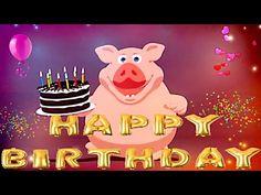 Happy Birthday Song - Original / Disco dancing version / Happy Birthday To You - geburt stags Happy Birthday Wishes Song, Happy Birthday Music, Happy 15th Birthday, Birthday Songs, 3rd Birthday, Amazing Inspirational Quotes, Birthday Frames, Birthdays, Searching