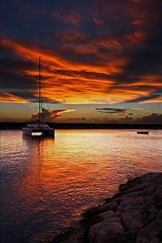 Marie-Galante Island in Guadeloupe Marie Galante, What A Wonderful World, Beautiful World, Beautiful Places, Travel Around The World, Around The Worlds, Destinations, Amazing Sunsets, Beautiful Sunrise