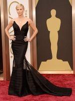Charlize Theron @ Oscars 2014 - De jurken die je MOET zien @ de Oscars 2014