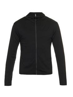Long-sleeved merino-wool jersey hooded sweatshirt   Mover    MATCHESFASHION.COM UK b0fce58e530