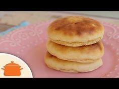 Pão de Leite em Pó (3 ingredientes) - YouTube