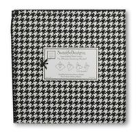 *Limited Edition!* SwaddleDesigns - Ultimate Receiving Blanket  - Black Puppytooth