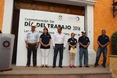 Landa de Matamoros, Qro. 30 de Abril de 2016.- Reunidos frente a la Presidencia Municipal se congregaron los más de...