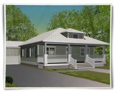 Greenbush - maybe turn into a two-bedroom