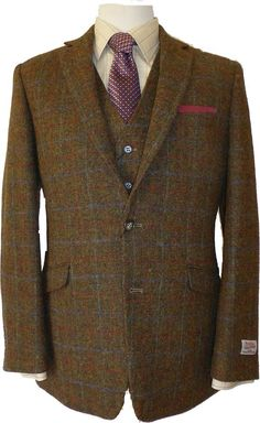 Harris Tweed Shop Sale of Harris Tweed Jackets, Harris Tweed Shooting Coats and Harris Tweed Wasitcoats Tweed Blazer Men, Mens Tweed Suit, Tweed Trousers, Tweed Suits, Mens Suits, Harris Tweed Jacket, Tweed Jackets, Best Dressed Man, Suit Shirts