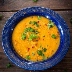 Linssoppa – recept på godaste soppan