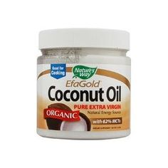 I could not live without coconut oil- I use it for dozens of things, including makeup remover/hair moisturizer/booboo healer