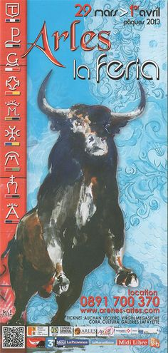 Arles, Lafayette, Avril, 2013, Moose Art, France, Movie Posters, Animals, Country