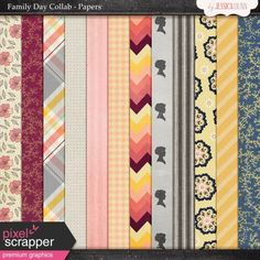 Family Day Collab - Papers