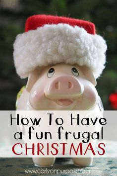 Need to save money for the upcoming holiday season? Here are 7 fast ways to save money for Christmas to help you. Frugal Christmas, All Things Christmas, Christmas Crafts, Christmas Ideas, Christmas Christmas, Christmas Shopping, Christmas Games, Christmas Inspiration, Christmas Recipes