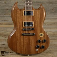 Gibson SG Special Walnut Vintage Gloss 2014