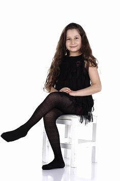 healthy breakfast ideas for kids age 9 to make 3 12 11 Cute Little Girl Dresses, Little Girl Models, Cute Young Girl, Cute Little Girls, Pantyhose Outfits, Young Girl Fashion, Tween Fashion, Fashion Tights, Tights Outfit