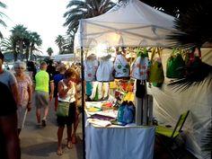 #marché #nocturnes #lelavandou #night #marketplace