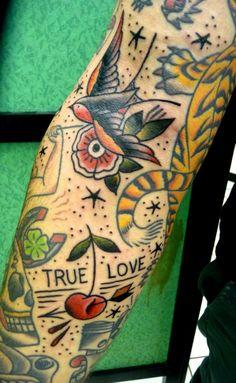 Ivan Losi Tattoo