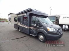 New 2018 Winnebago Fuse 23T Motor Home Class C - Diesel at General RV   North Canton, OH   #149546