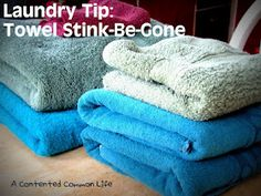 A Contented, Common Life: Sweet Laundry Loveliness: Towels
