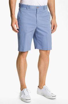 Bobby Jones Flat Front Golf Shorts | Nordstrom