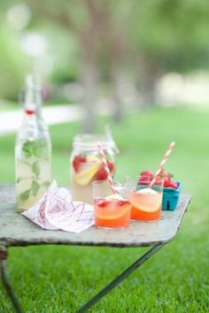 perfect summer cocktails