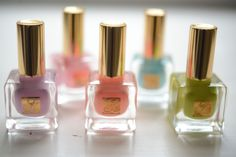 Heavy Petal nail collection