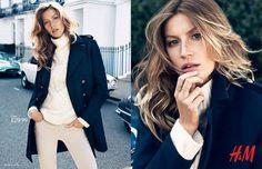 Giselle Bundchen - H&M F/W 2013