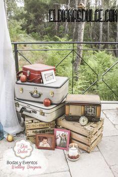 La boda viajera de Pilar y Alex - www.eldiamasdulce.com
