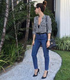 Sete looks fast fashion de Camila Coutinho para se apaixonar