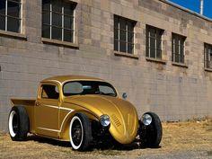Hot Rod VW PU