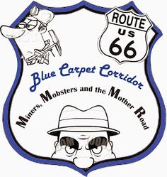 Route 66 Chick: The Illinois Route 66 Blue Carpet Corridor is established!