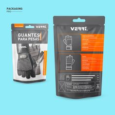 Gloves Verri on Packaging of the World - Creative Package Design Gallery