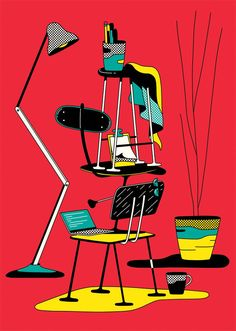 On Office Magazine - Simon Landrein
