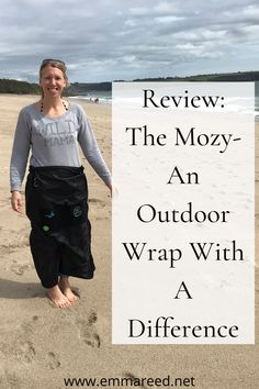 AD- We have been trying out a brand new product. So new, that it isn't actually launched yet (but is available for pre-order for next month). The Mozy is an outdoor wrap which came in extremely handy for our Cornish holiday this year. With a durable outer shell, a fleece inner and technology which retains heat, we were super warm and snug even on the wet and windy days. Get The Mozy gets the thumbs up from us but to find out more, take a look at my full review...