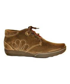 Another great find on #zulily! Camoscio Evernia Suede Sneaker - Women #zulilyfinds