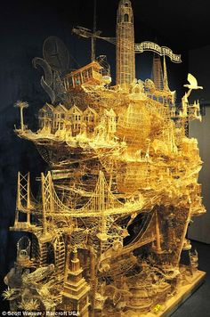 103,987 toothpicks and 36 years later
