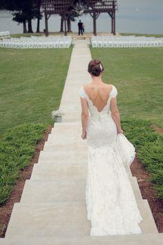 Elegant Lakeside Georgia Wedding by An Elegant Occasion (Wedding Planner) + Alea Moore Photography