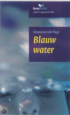 bol.com | Blauw water, Simone van der Vlugt | Nederlandse boeken