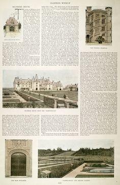 OP_149 Biltmore House 1896 (color) | Flickr - Photo Sharing!