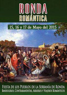Fiestas en ronda.mes de mayo