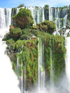 Iguazu Falls <3 #Brazil #Argentina #travel