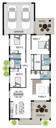 Super Spacious 356sqm House in Eden Park - Large new house design ...
