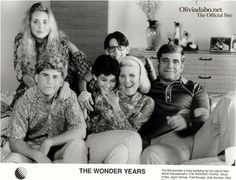 The Wonder Years - fantastic show.