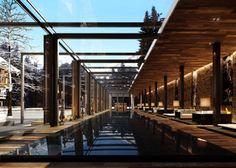The Chedi; Andermatt, Switzerland.